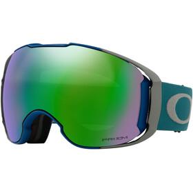 Oakley Airbrake XL Goggles green/teal